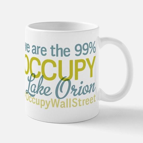 Occupy Lake Orion Mug