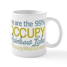 Occupy Rainbow Lake Mug