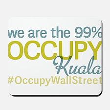 Occupy Kuala Lumpur Mousepad