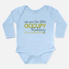 Occupy Koblenz Long Sleeve Infant Bodysuit