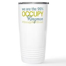 Occupy Kingman Travel Mug
