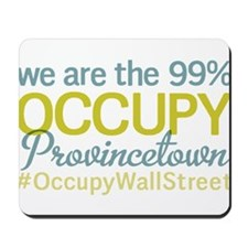 Occupy Provincetown Mousepad