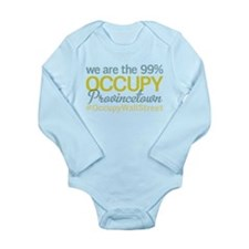 Occupy Provincetown Long Sleeve Infant Bodysuit