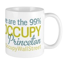 Occupy Princeton Small Mug