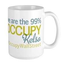 Occupy Kelso Mug