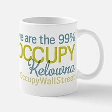 Occupy Kelowna Mug