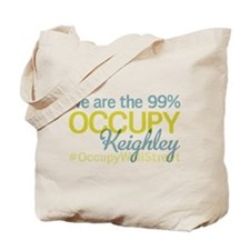 Occupy Keighley Tote Bag