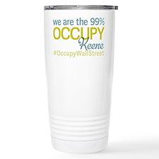 Occupy Keene Travel Coffee Mug
