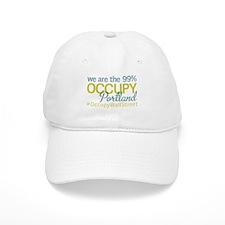 Occupy Portland Baseball Cap