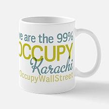 Occupy Karachi Small Small Mug