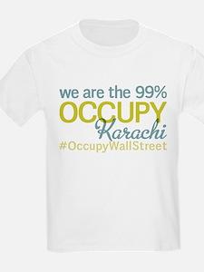 Occupy Karachi T-Shirt