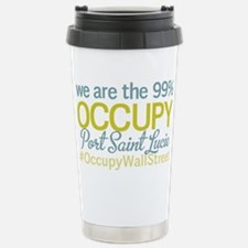Occupy Port Saint Lucie Stainless Steel Travel Mug