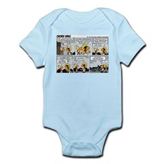 2L0030 - True love Infant Bodysuit