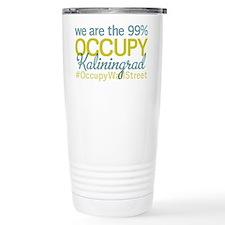Occupy Kaliningrad Travel Mug