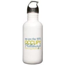 Occupy Plattsburgh Water Bottle