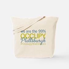 Occupy Plattsburgh Tote Bag