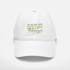 Occupy Kalamazoo Baseball Baseball Cap
