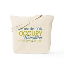 Occupy Houghton Lake Tote Bag