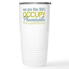 Occupy Phoenixville Travel Mug