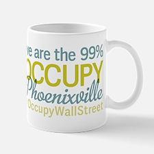 Occupy Phoenixville Small Small Mug