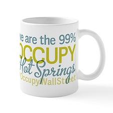 Occupy Hot Springs National P Mug