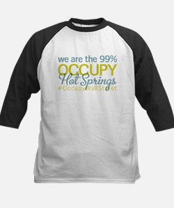 Occupy Hot Springs National P Tee