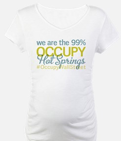 Occupy Hot Springs National P Shirt