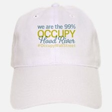 Occupy Hood River Baseball Baseball Cap