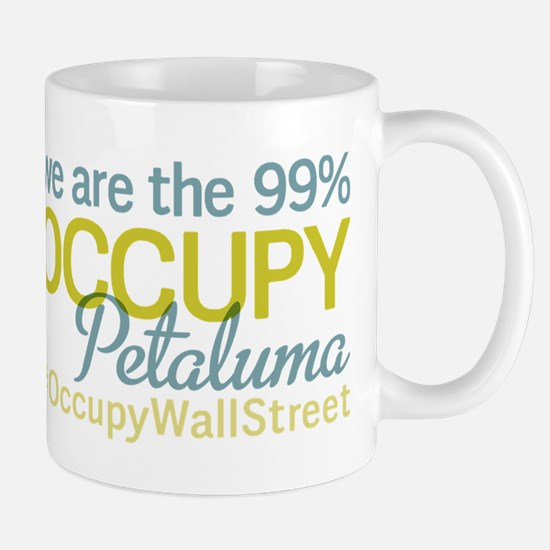 Occupy Petaluma Mug