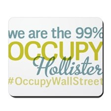 Occupy Hollister Mousepad