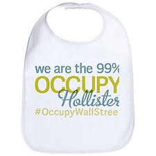 Occupy Hollister Bib
