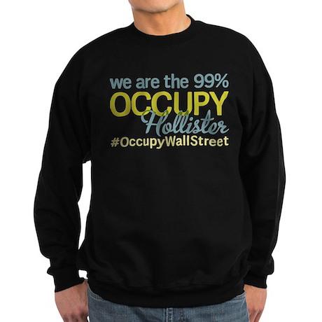 Occupy Hollister Sweatshirt (dark)