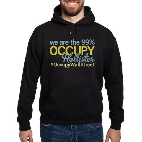 Occupy Hollister Hoodie (dark)