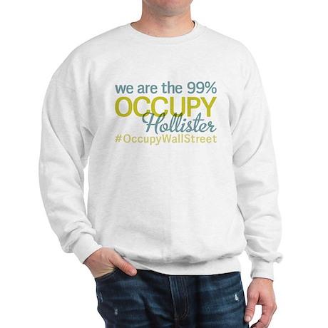 Occupy Hollister Sweatshirt