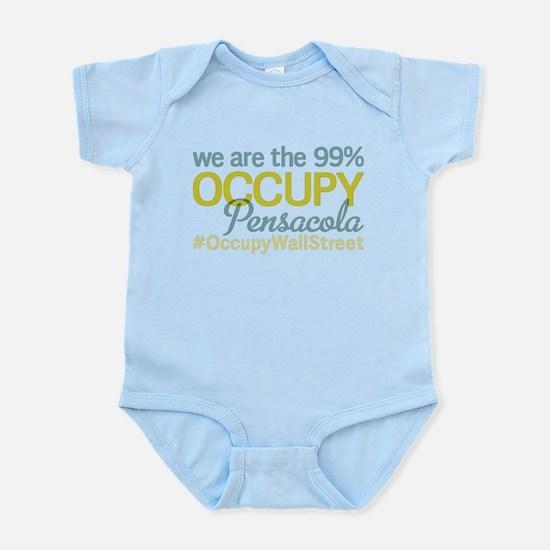 Occupy Pensacola Infant Bodysuit