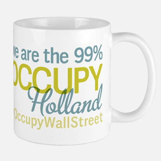 Occupy Holland Mug