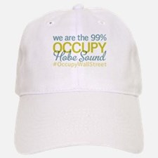 Occupy Hobe Sound Baseball Baseball Cap