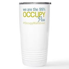 Occupy Pau Travel Coffee Mug