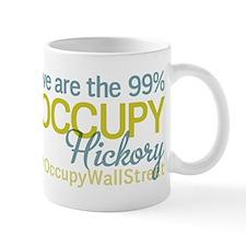 Occupy Hickory Small Mug