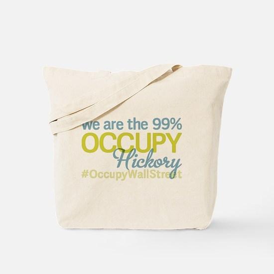 Occupy Hickory Tote Bag