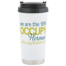 Occupy Hermon Travel Mug