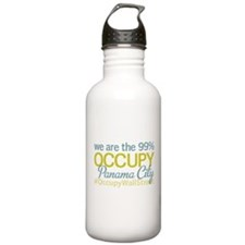 Occupy Panama City Water Bottle