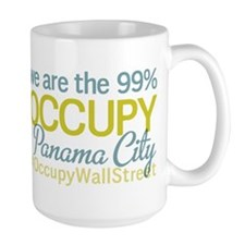Occupy Panama City Mug