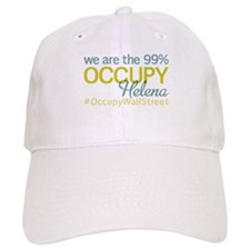Occupy Helena Baseball Cap