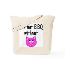 Pork BBQ Tote Bag