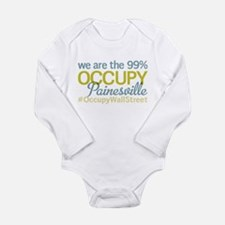 Occupy Painesville Long Sleeve Infant Bodysuit