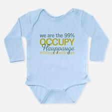 Occupy Hauppauge Long Sleeve Infant Bodysuit