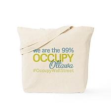 Occupy Ottawa Tote Bag
