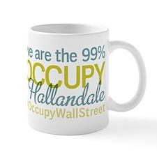 Occupy Hallandale Small Mug