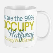 Occupy Halfway Mug